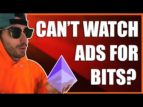 Can't Watch Ads For Bits? | Twitch Cheers