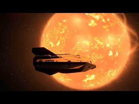 Elite: Dangerous - 22,000 light years Trip