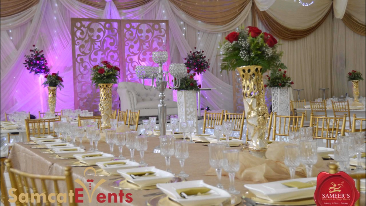 Sameer's Caterers Events