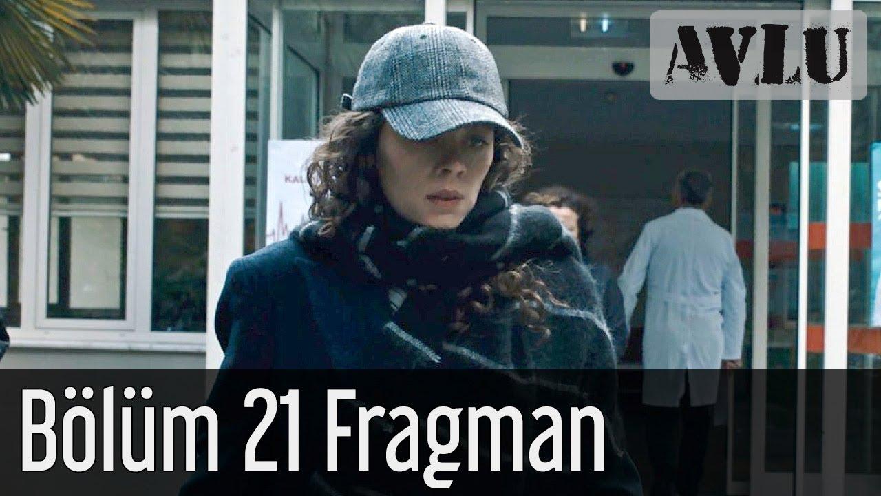 Avlu 21. Bölüm Fragman