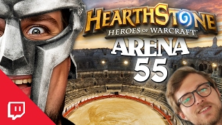 ARENA AMARENA EHH MACARENA!.. #055 - Hearthstone feat. C4mlann
