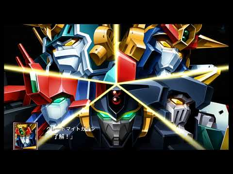 Super Robot Wars X: All Final Attacks
