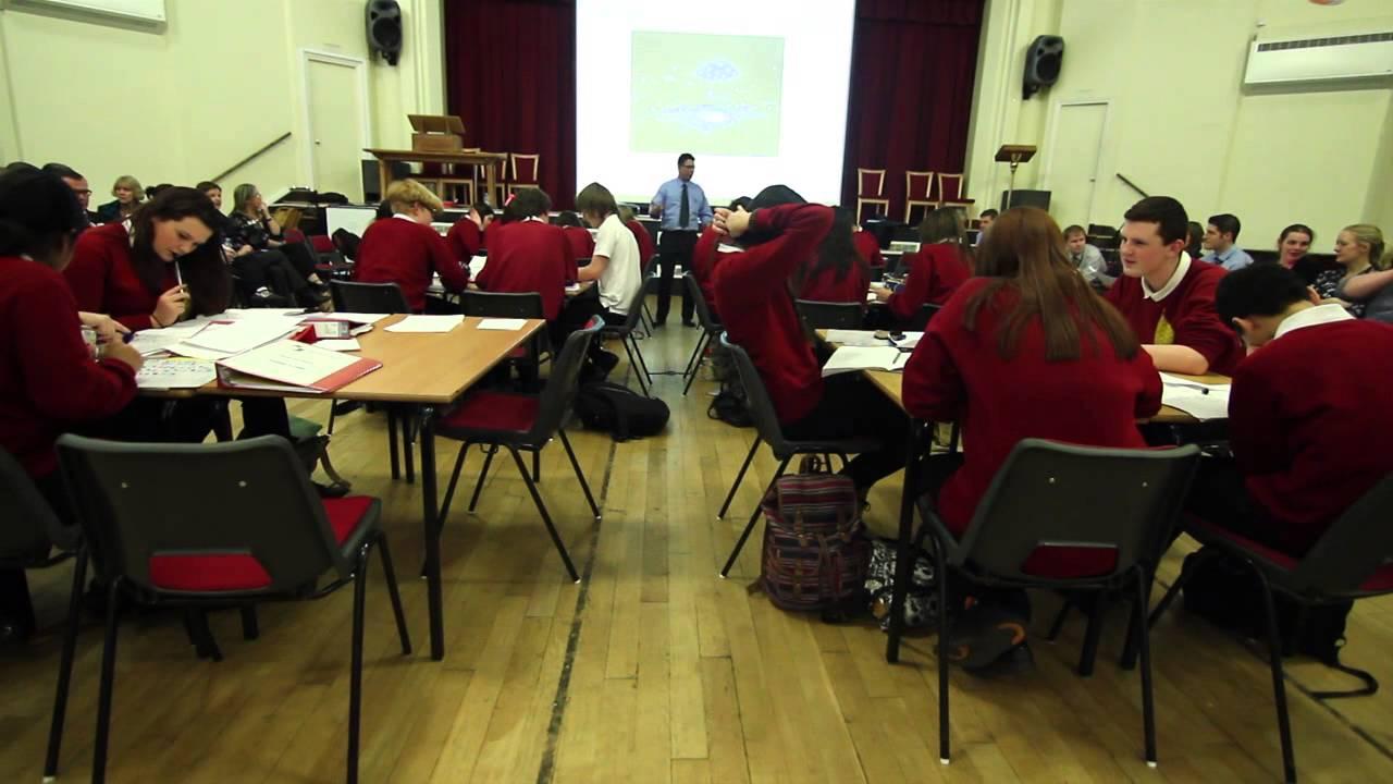 Partnership Plus Nicholas Chamberlaine Technology School 14th Jan ...