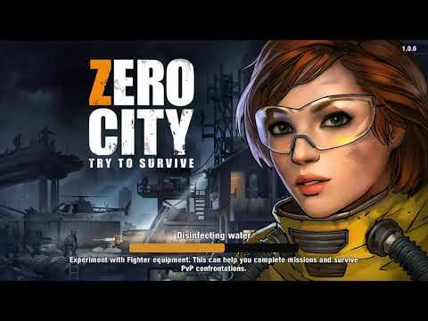 انسى لعبة بوبجي لعبة في غاية الروعة لعبة ziro city