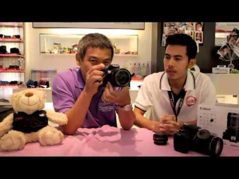 Canon EOS 650D Review By พี่ลูกเสือ