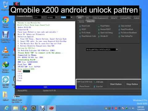 Qmobile x200 android