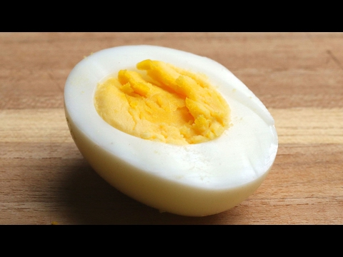 How To Cook Perfect Hard-Boiled Eggs