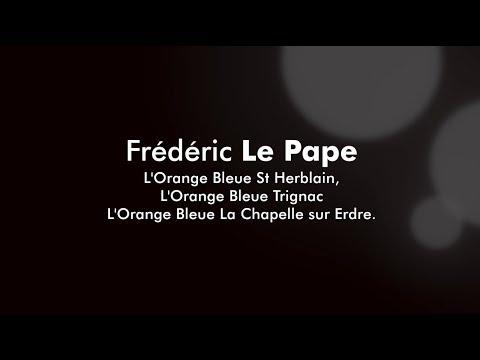 Success story #12 - Frédéric Le Pape