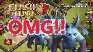 Clash Of Clans - Legend Lavahound Explodes To Lava Pup