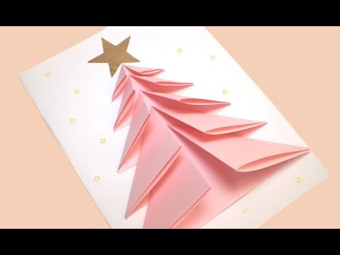 How to make Christmas Cards | DIY Greeting Card
