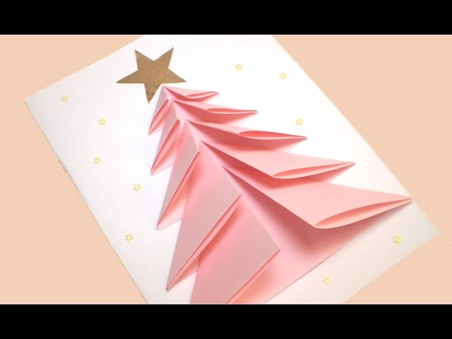 Winter Holidays Crafts: 3 Easy Ideas For Handmade Christmas Greeting ...
