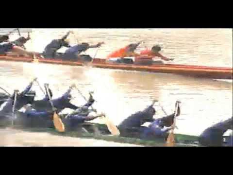 กระทิงแดงเพชรนาวา ป นำโชค VS ธิดาขวัญมงคลทอง ชิงชนะเลิศ 30 ฝีพาย สนามวัดหัวดง2558