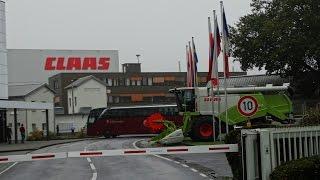 Wizyta w Fabryce Claas - Harsewinkel/Niemcy - TopAgrar Polska
