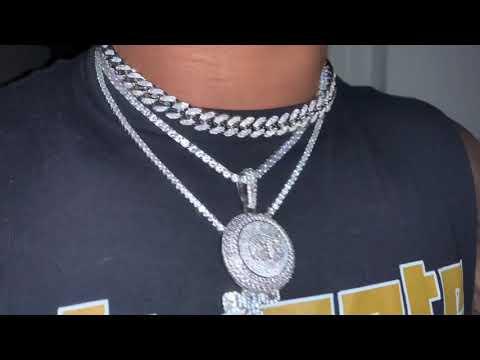 6IX ICE Collection ! Diamond Cuban, Spinning Pendant, Tennis Chains, & Nautical Watch!