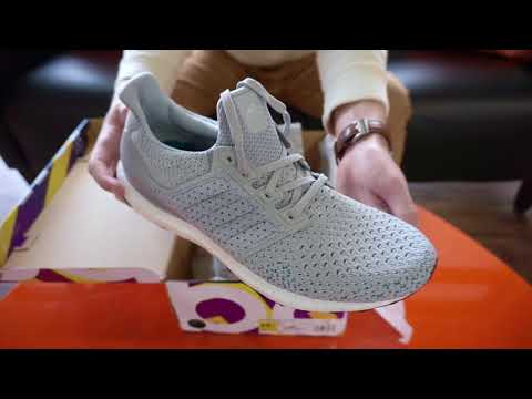 cc376bfdf9b93 Adidas UltraBOOST Clima Men s Running Shoes SKU  BY8889 - RevUp Sports  Unboxing