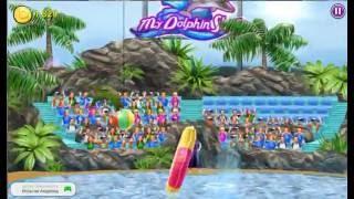 Семейная игра My Dolphin Show на андроид