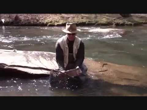 North georgia fly fishing on mountaintown creek youtube for Fly fishing north georgia