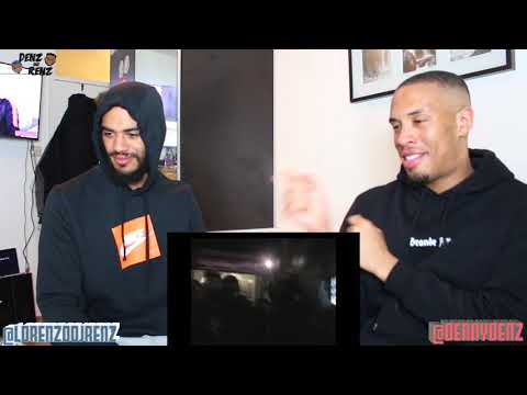 Nafe Smallz X M Huncho - Like A Film [Music Video] | GRM Daily - REACTION!