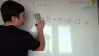 Задача №1060. Математика 6 класс Виленкин.