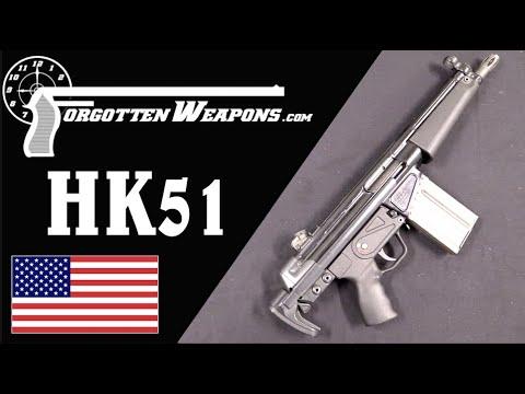 HK51: The SAS' Full Auto Flashbang Dispenser