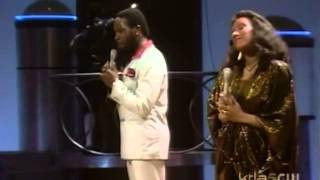 Kathy Sledge ft. David Simmons - All The Man That I Need (Soul Train 1982)