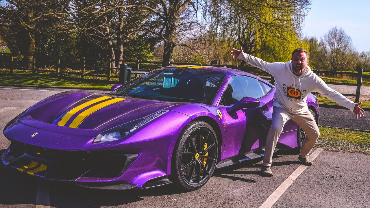 How Much Did My Ferrari 488 Pista Cost Why I Paid Over List Price For My First Ferrari Youtube