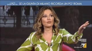 Santanchè: 'Palme a Milano? Palmette cinesi da cinque euro'