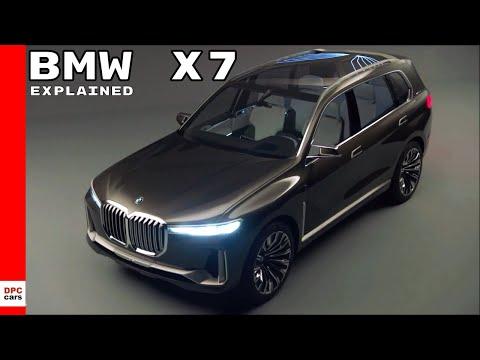 BMW X7 Explained
