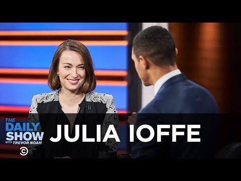 Julia Ioffe – Examining the Intricacies of Russian Politics | The Daily Show
