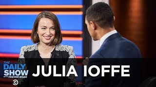 Julia Ioffe - Examining the Intricacies of Russian Politics | The Daily Show