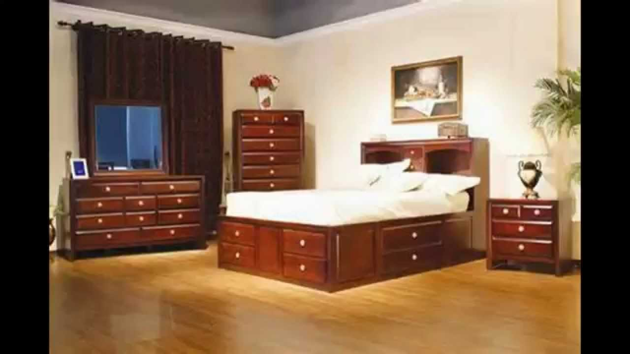 how to make doll furniture bedroom set - youtube