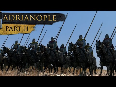 Total War History: Battle of Adrianople (Part 2/4)