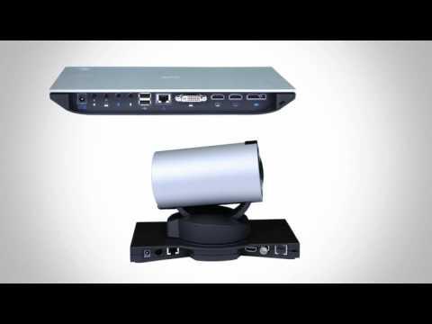 Видео-обзор на систему видеоконференций Cisco TelePresence SX20 CTS SX20 PHD12X K9