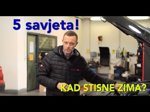 5 savjeta! ❄️Što treba znati kada padnu temperature?❄️ - Auto Hrvatska