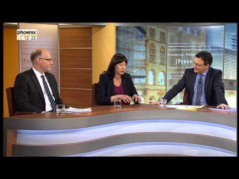 Braucht Deutschland eine Agenda 2020? - Presseclub vom 17.03.2013