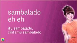 Ayu Ting Ting - Sambalado [Lirik Lyrics]