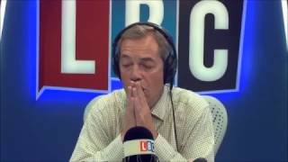 Nigel Farage Discusses Britain