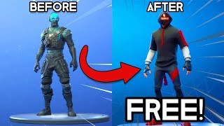 How to Get The iKonik Skin in Fortnite for absolutely FREE! 2019! (Spytrix Skin Swapper)