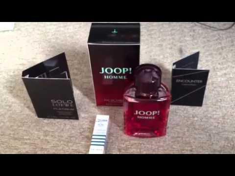 best choice new images of outlet store sale Eau De Toilette JOOP Homme Haul