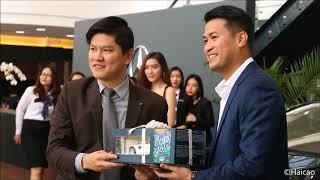 Mercedes-Benz Car Handover Ceremory - Phillip Nguyen