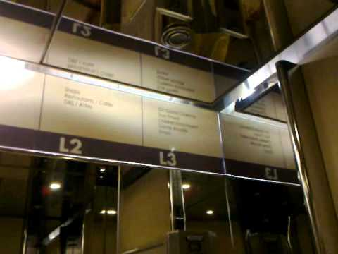 Retake Toshiba Traction Elevator (lobby A) at Great World City