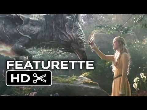 Maleficent Featurette - Creatures (2014) - Angelina Jolie Disney Movie HD