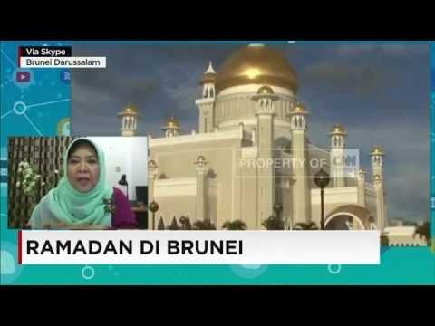 Tradisi Unik di Brunei Saat Ramadan