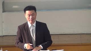20181125浸信會仁愛堂主日信息_鍾興政牧師