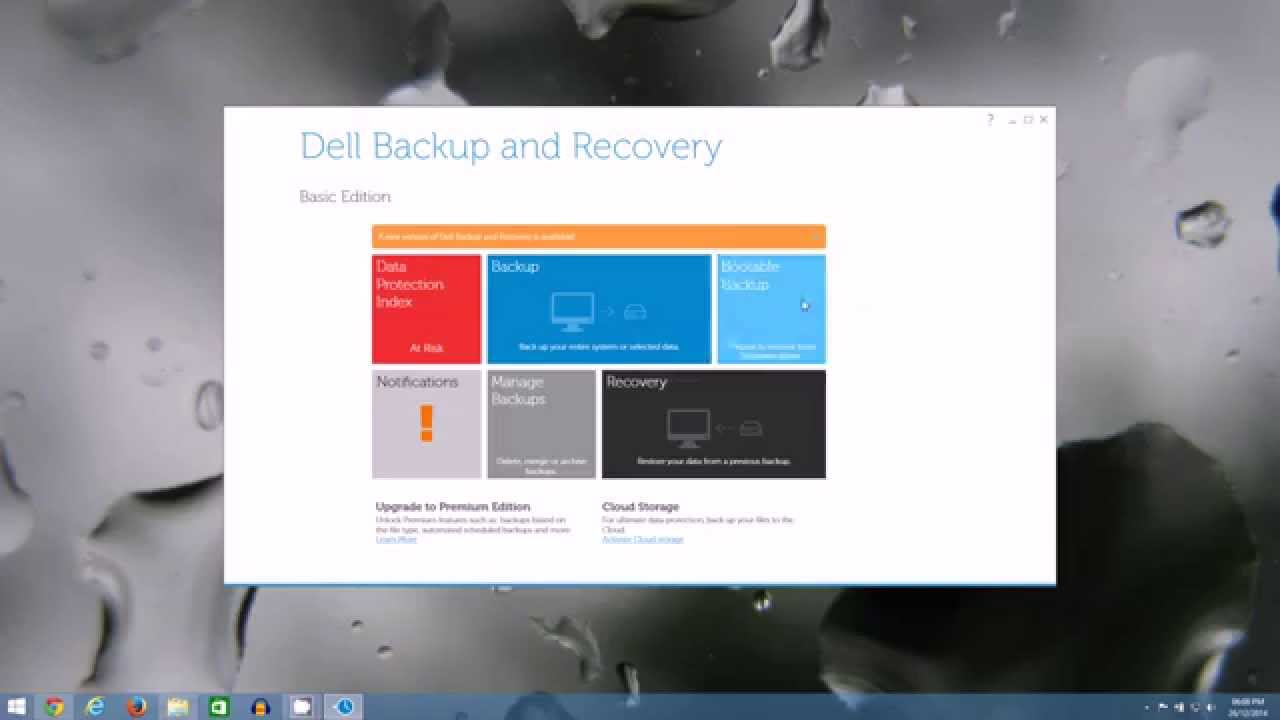 dell recovery media for windows 7