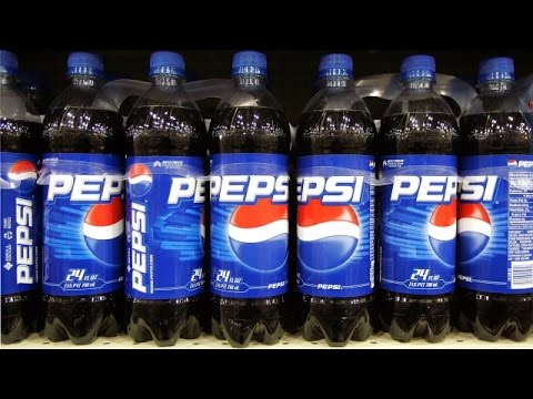 PepsiCo plans to cut down on sugar in drinks