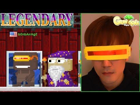 Growtopia - Legend Of BenBarrage Ep.1 : Legendary Wizard