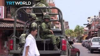 Mexico Cartels: Fake police officers arrested in Guerrero State