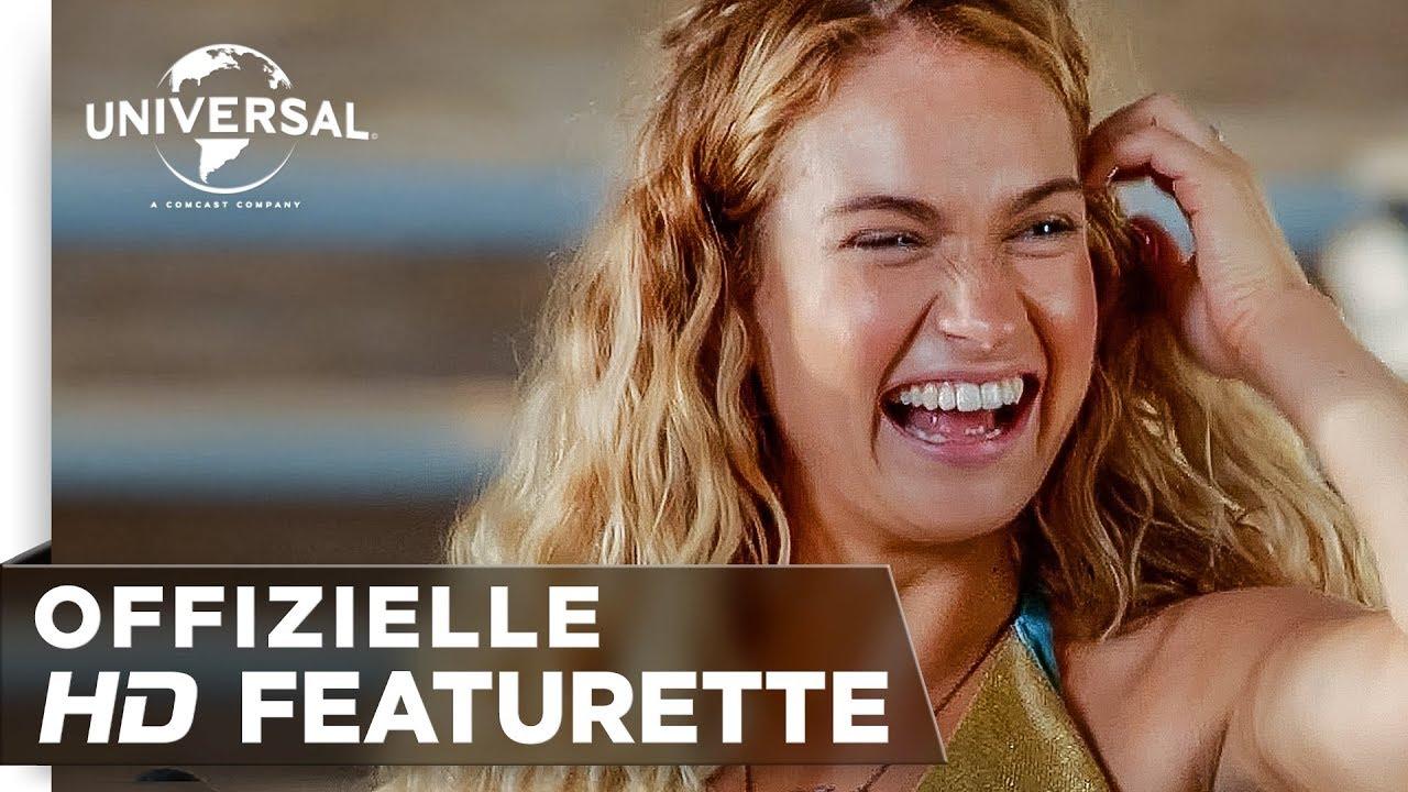 "Mamma Mia! Here we go again - Featurette ""Becoming Donna"" german/deutsch HD"