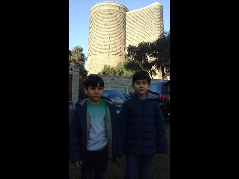 Maiden Tower Baku /Девичья башня Баку